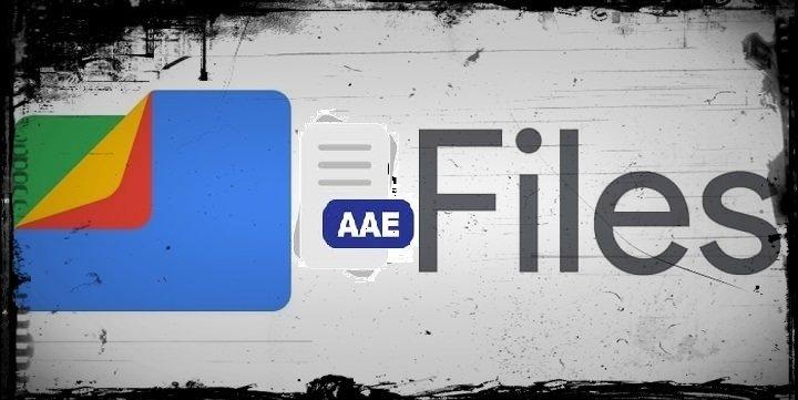 AAE Dosyası Nedir, Nasıl Açılır ?