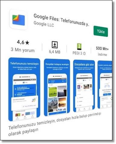 android gereksiz dosyalari temizleme 1