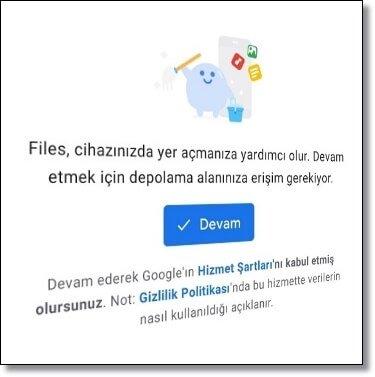 android gereksiz dosyalari temizleme 2