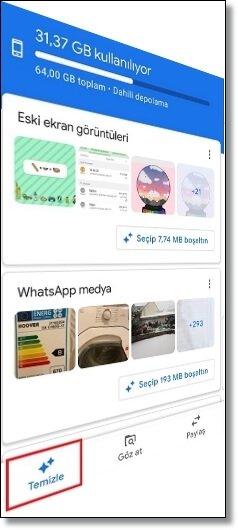 android gereksiz dosyalari temizleme 3