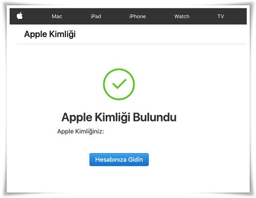 apple sifresi nasil degistirilir 12
