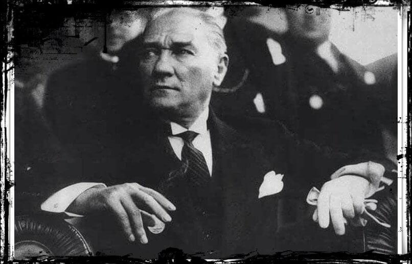 Mustafa Kemal ATATÜRK Duvar Kağıtları