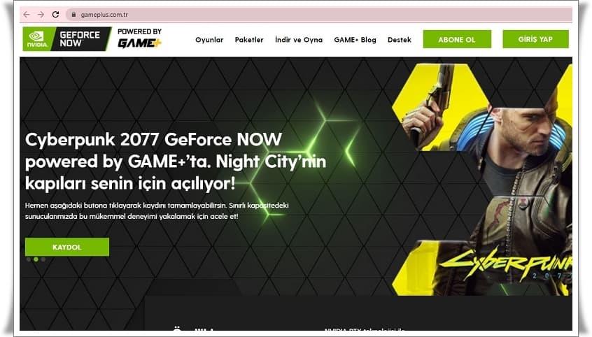 GeForce Now Nedir?