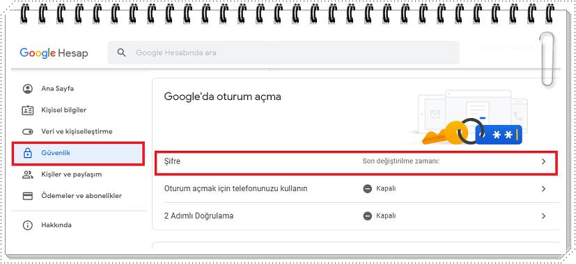 Google Drive Şifresi Nasıl Değiştirilir?