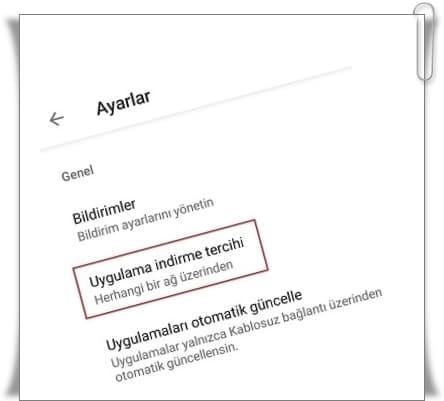Google Play İndirme Bekleniyor Diyor Ama İndirme Yapmıyor?
