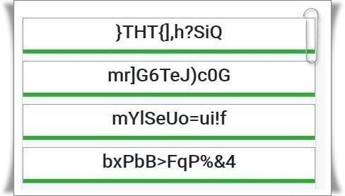 Güçlü Şifre Nasıl Oluşturulur?