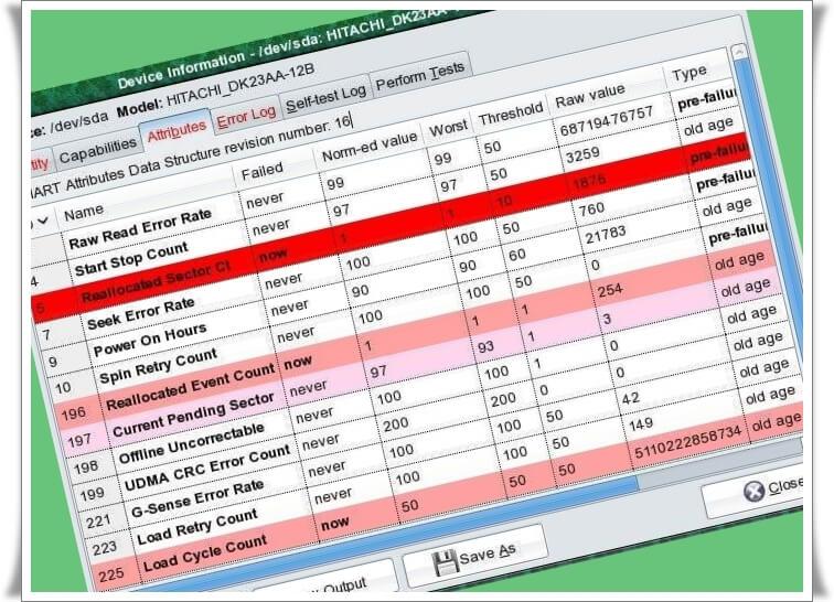 hard disk testi nasil yapilir 2