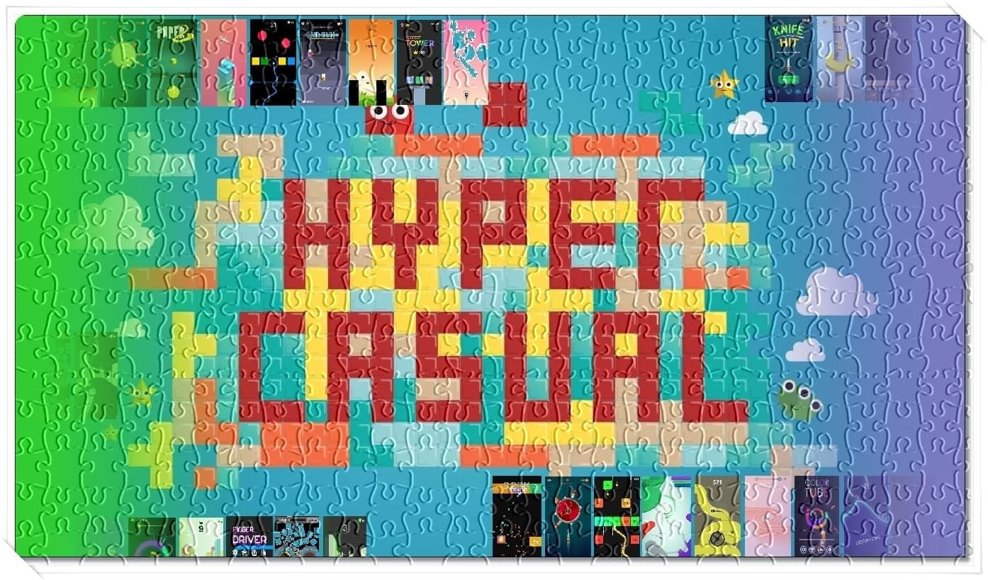 Hyper Casual Oyun Nedir? (En iyi 10 Hyper Casual Oyun)