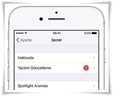 iPhone Güncelleme Hatası Nasıl Düzeltilir?