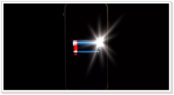 iphone telefon sarj edilirken sarji dusuyor1