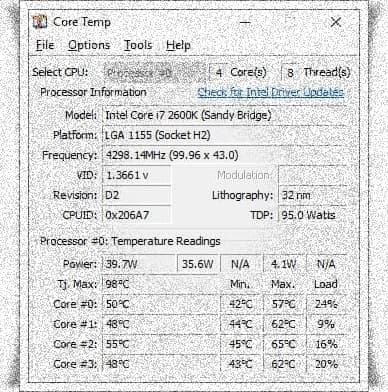 İşlemci Sıcaklığına Nasıl Bakılır? (İşlemci Sıcaklığı Ölçme)