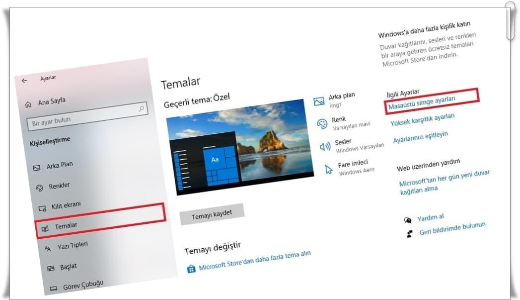 Windows 10 Klasör Simgesi Nasıl Değiştirilir? (3 Adımda Klasör İkonunu Değiştirme)