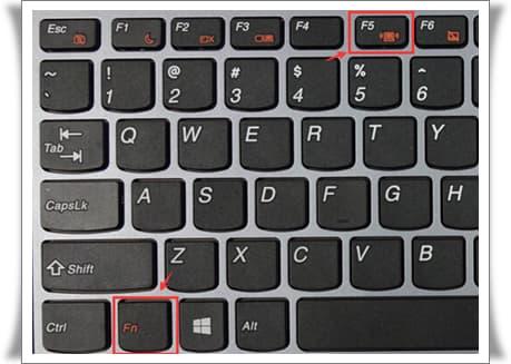 klavyeden wifi acma tuslari 1