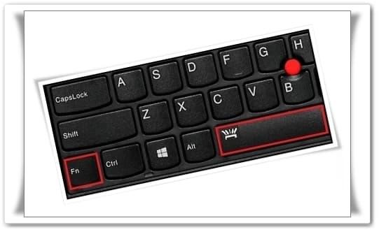Laptop Klavye Arka Aydınlatması Nasıl Açılır? (Klavye Işığı Açma)