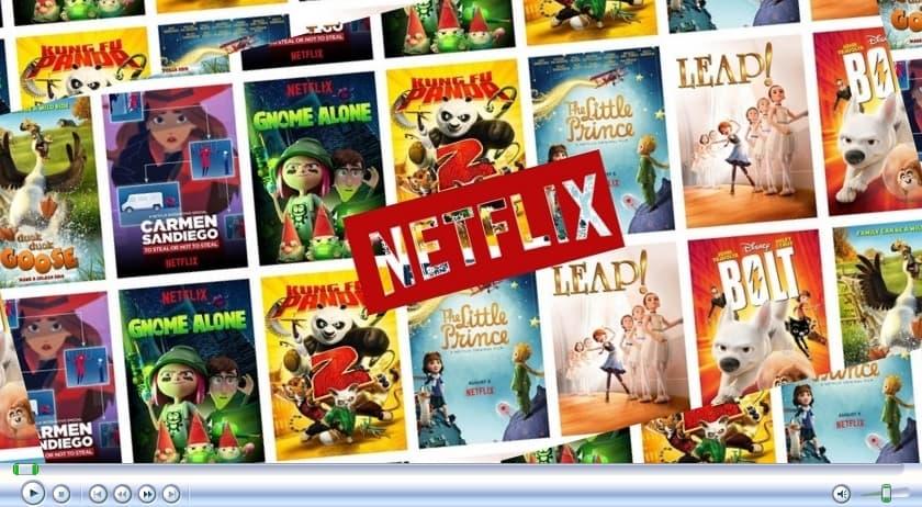 Netflix animasyon filmleri