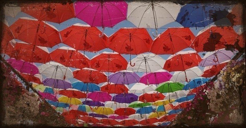 Şemsiye Sembolü Nasıl Yapılır?