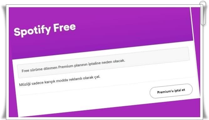 Spotify Premium İptali Nasıl Yapılır? (3 Adımda Spotify Abonelik Silme)