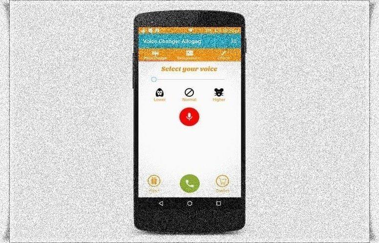 telefonla konusurken ses degistirici 5