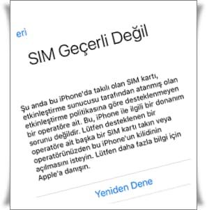 Telefonum Sim Kartı Okumuyor Ne Yapmalıyım?
