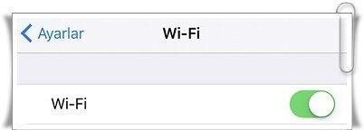 Telefonum Wifi'ye Bağlanmıyor, Ne Yapabilirim?