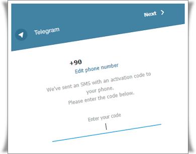 Telegram Giriş Nasıl Yapılır?