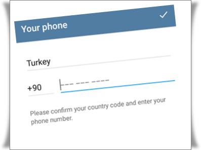 Telegram Hesabı Nasıl Oluşturulur?