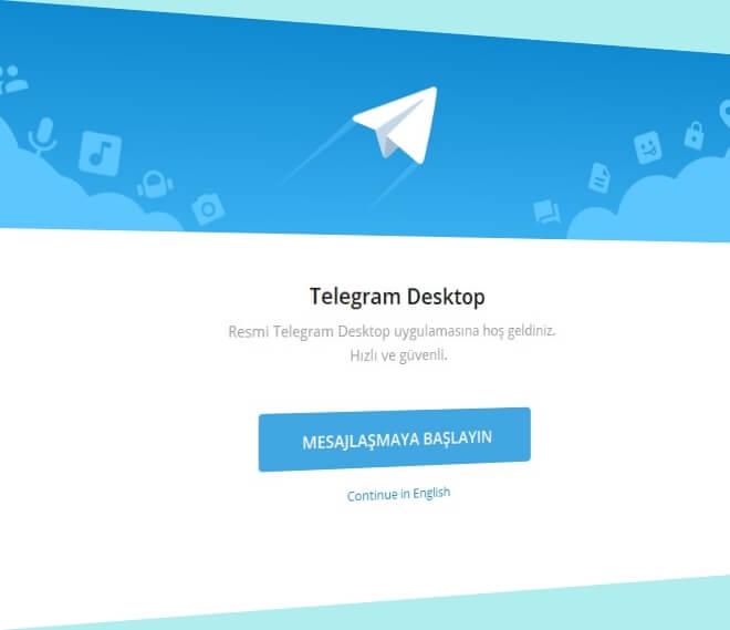telegram masaustu uygulamasi telegram web 3