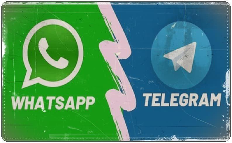 Whatsapp sohbetlerini Telegram'a taşıma