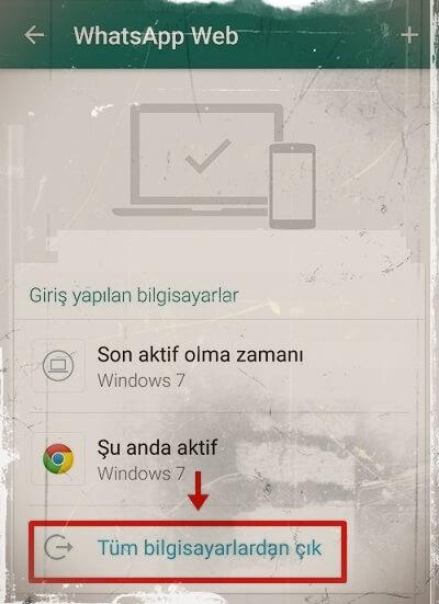 whatsapp web nasil kullanilir 7