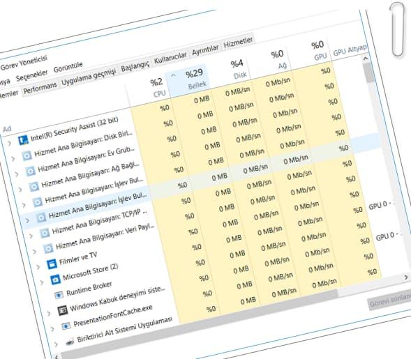 windows 10 gorev yoneticisi acilmiyor 2 1