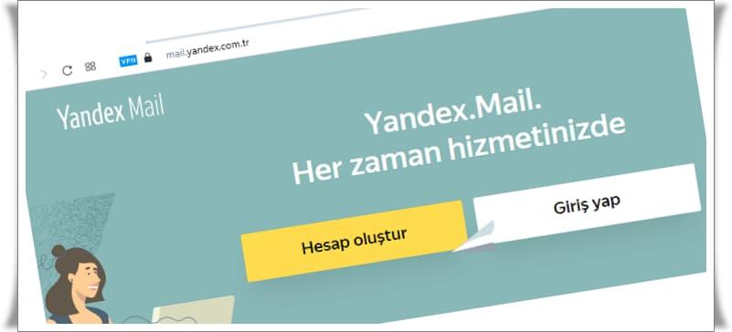 Yandex Mail Giriş Nasıl Yapılır?