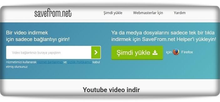 YouTube Video İndirme Siteleri (En iyi 10 Programsız Video İndirme Sitesi)