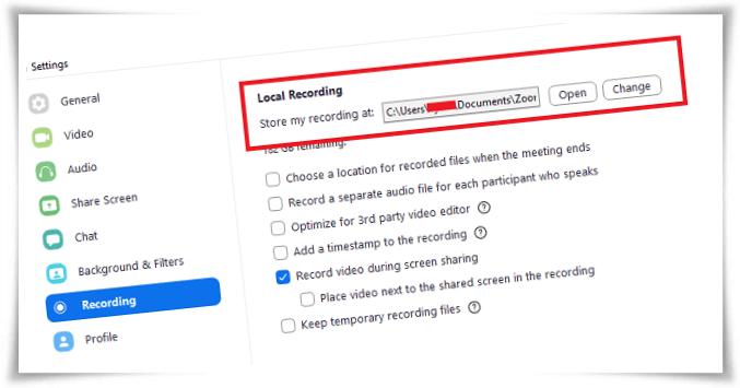 Zoom Toplantı Kaydetme Nasıl Yapılır?